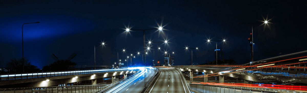 led street lights c